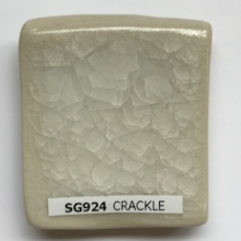 Northcote Stoneware SG924 Clear Crackle Brush On Glaze  500mL
