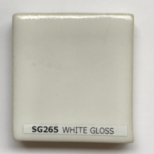 Northcote Stoneware SG265 White Gloss Brush On Glaze  500mL