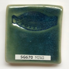Northcote Stoneware SG670 Ming Brush On Glaze 500ml