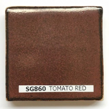 Northcote Stoneware SG860 Tomato Red Brush On Glaze 500ml
