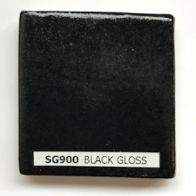 Northcote Stoneware SG900 Black Gloss Brush On Glaze 500ml