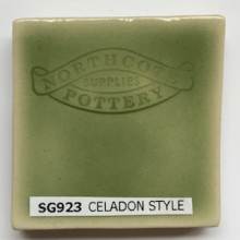 Northcote Stoneware SG923 Celadon Brush On Glaze 500ml