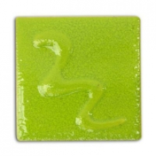 Cesco Brush On Leaded Lime Green Cadmium Glaze BF5133