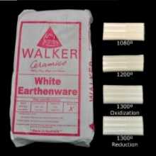Walker White Earthenware