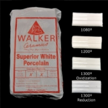 Walker Superior White Porcelain
