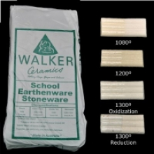 Walker White School Clay