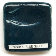 Northcote Stoneware SG911 Blue Gloss Brush On Glaze 500ml