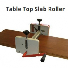 Venco Table Top Slab Roller