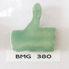 Midfire Leaf Green BMG380 Clayworks Brush On