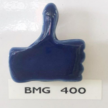 Midfire Deep Blue BMG400 Clayworks Brush On