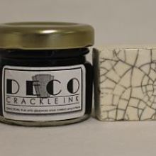 Deco Crackle Ink  25mL