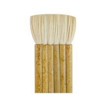 Bamboo Brush BK0702 - Goat Hair
