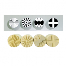 Poly Stamp Set (4 Single-Sided Stamps) 882/A