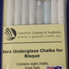 Kera Underglaze Chalk Set (8 Chalks)