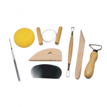 Pottery Kit (8 Tools) PK20 (*TK12)