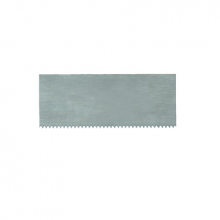 Hard Steel Rib PS0303 (*CJ2) - Serrated Hard Rectangular