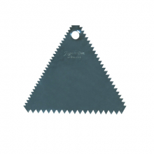 Triangular Plastic Serrated Rib PS0307