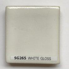 Northcote Stoneware SG265 White Gloss Brush On Glaze  500mL