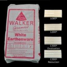 Walker White Earthenware