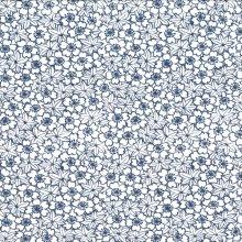 Japanese Tissue Transfer Maple (Blue) Half Sheet