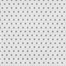 Japanese Tissue Transfer Cubic (Black) Full Sheet