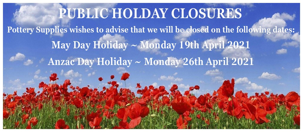 Anzac Day Closures 2021 updated