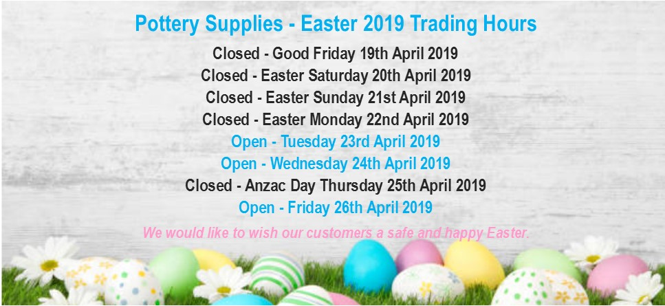 Easter Closure Hours 2019 Website