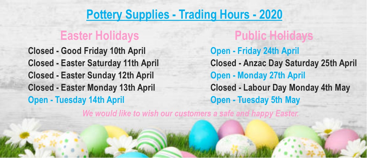 Easter Closure Hours 2020 Website
